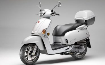 Classic Scooter 125cc